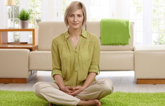 Yoga-Woman-on-Rug-after-cleaning