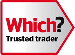 Image of the Which trusted trader logo of rotherham Carpet Cleaners Chem-Dry.