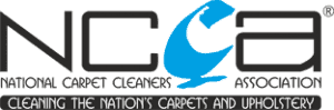 Carpet Cleaner Rotherham Clean & Dry NCCA Logo