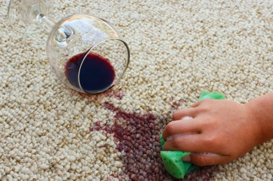 Keeping Carpets Clean – Our Stain Removal Guide
